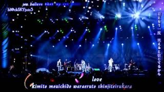 JYJ - W LIVE [romaji / eng sub]