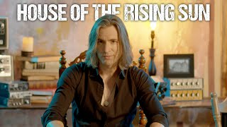 HOUSE OF THE RISING SUN | Bass Singer Cover | Geoff Castellucci