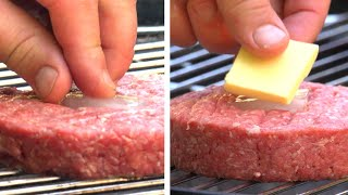 11 Secret BBQ Tricks From Grill Masters  | Burger | Skewers | Chicken | Grilling 101