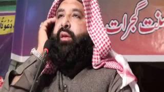 SYED SHAFA ULLAH SHAH BUKHARI  NTS jalsa gujrat  2010 BY ZAHID AWAN