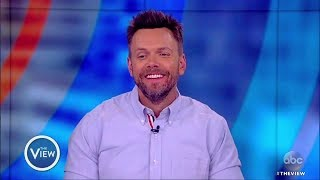 Joel McHale Talks Anniversary Plans, New Netflix Series | The View