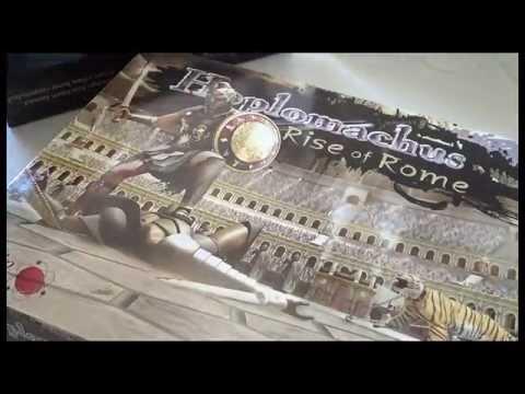 Hoplomachus: Rise of Rome - PART 1