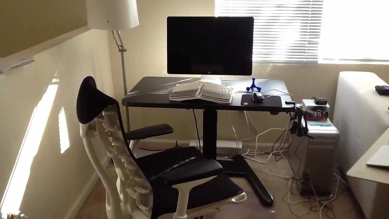 Ergonomic Workstation Setup  Herman Miller Embody