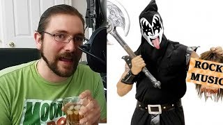 Gene Simmons Killed Rock Music | Mike The Music Snob Reacts
