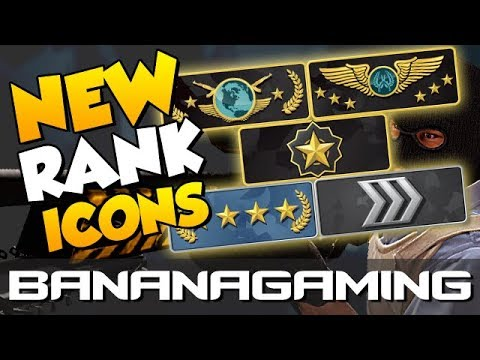 CS:GO Update: New rank icons • Prime Changes • Wingman Official Gamemode & More!