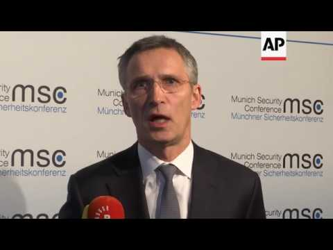 NATO welcome constructive IS Russia role