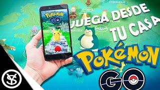 JUEGA Pokémon Go desde la comodidad de tu casa 2019 | Smali Patcher Module
