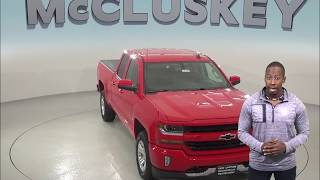 181469 - New, 2018, Chevrolet Silverado, 1500, LT, Test Drive, Review, For Sale -