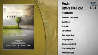 Before The Flood | Soundtrack | Full Album