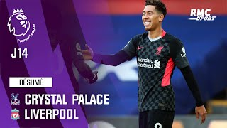 Résumé : Crystal Palace 0-7 Liverpool - Premier League (J14)