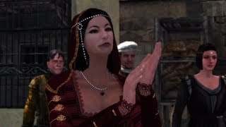 Assassin's Creed II. #5. Уроки от Паолы и куртизанок