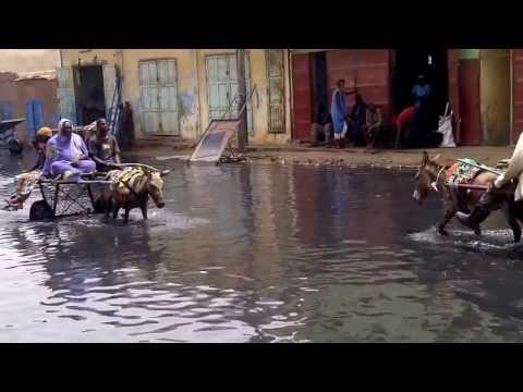 Nouakchott et la pluie ?