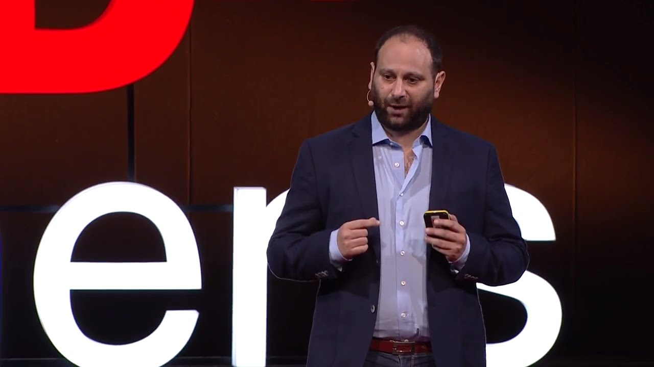Fact, Fiction and Politics in a Post-Truth Age. | David Patrikarakos | TEDxAthens