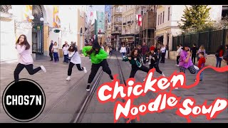 [KPOP IN PUBLIC TURKEY] J-HOPE x BECKY G - CHICKEN NOODLE SOUP Dance Cover by CHOS7N