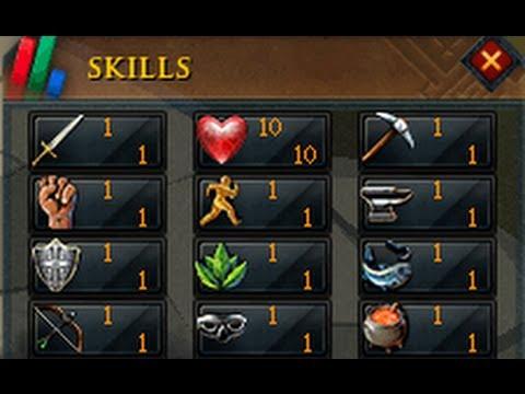 Prestige - reset your skills to level 1!