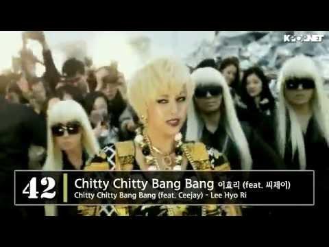 [#50-1] 2010 K-POP Gaon Chart TOP 100