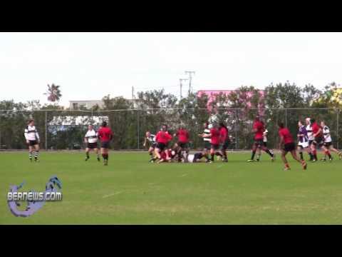 #2 Men's Rugby Bermuda January 16th 2011
