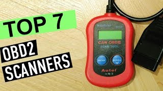 BEST 7: OBD2 Scanners 2019