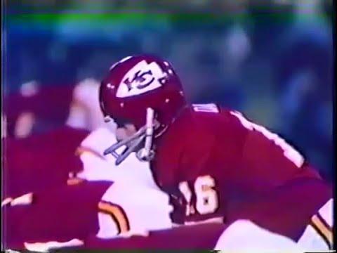 1971 NFL MNF NY Jets at Kansas City Chiefs