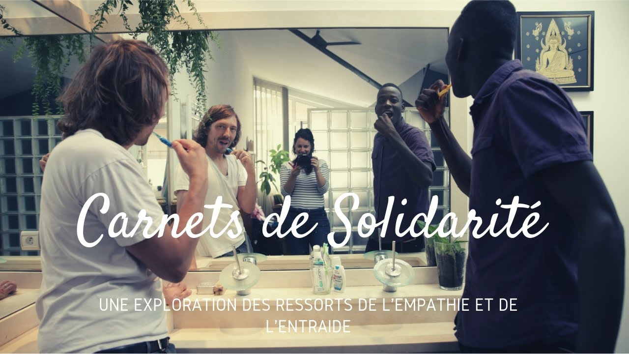 TEASER des CARNETS de Solidarité