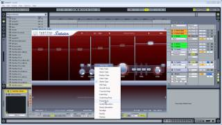 Kick & Bass excitment Using Fabfilter Saturn And Some EQ