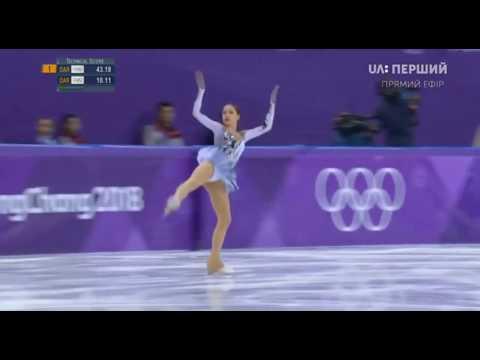 Алина Загитова (Alina Zagitova) Олимпийские игры  2018