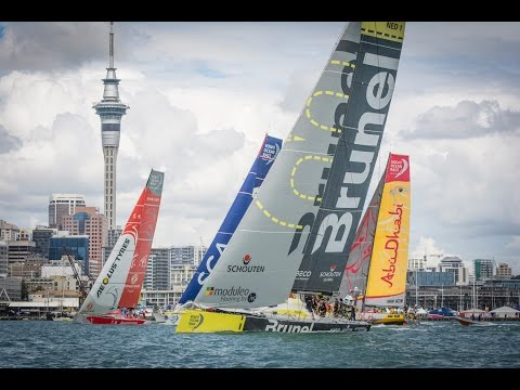 The New Zealand Herald In-Port Race Auckland - Live recording