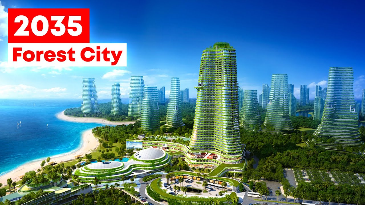 World's Future Megaprojects by 2035