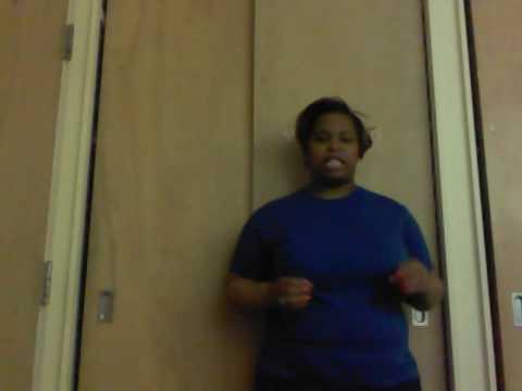 Cassondra Walker, Informative Speech, #2