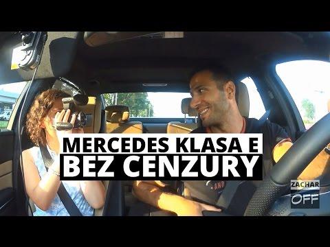 Mercedes Benz Klasa E BEZ CENZURY Zachar OFF