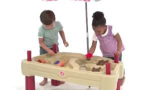 Step2 Adjustable Sand & Water Table