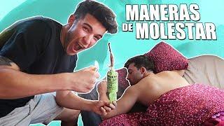 LAS MEJORES MANERAS de MOLESTAR A TUS AMIGOS!! (BROMAS PESADAS) [Logan G]