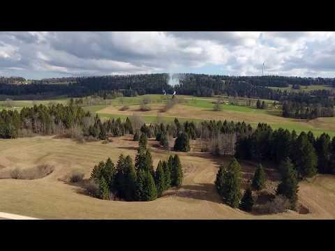 2017 Drone Jura Le Noirmont