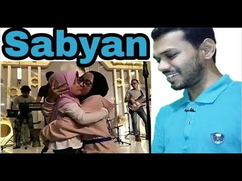 Bangladeshi React To MOMEN NISSA SABYAN PELUK ANAK KECIL YANG MENANGIS INGIN BERTEMU SABYAN #Twoc