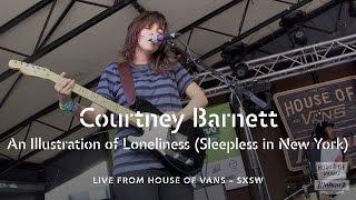 "Courtney Barnett | ""An Illustration of Loneliness (Sleepless in New York)"" | SXSW | PitchforkTV"