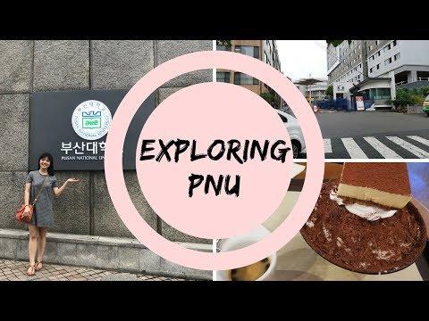 EXPLORING PNU, CUTE SOAPS, MINI SHOPPING HAUL 🛍️ // busan: episode two