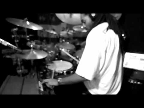 "Drum Cover : ""Bottoms Up"" (Live Arrangement) By Trey Songz (HQ)"
