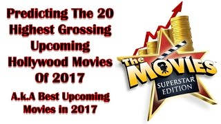 20 Highest Grossing Upcoming Hollywood Movies Of 2017