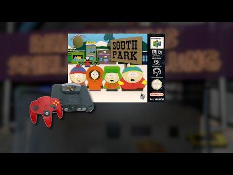 Gameplay : South Park [Nintendo 64]