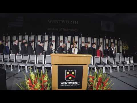 Wentworth Spring Commencement 2017