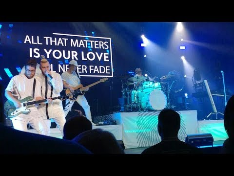 Colton Dixon  All That Matters Air1 Positive Hits Tour