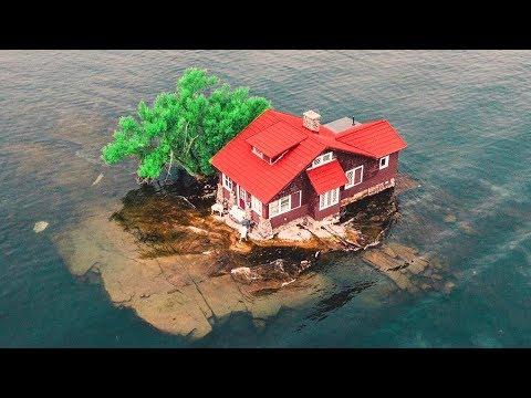 10 Casas en Lugares Increbles