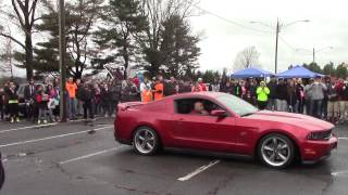 Funny Exhaust Competition Part 1, Umass Car Show 2014