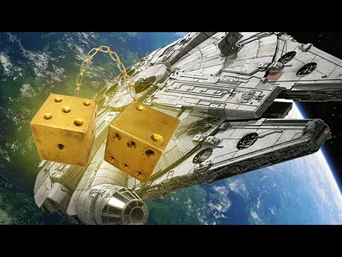 Explaining the Gold Dice in Star Wars: The Last Jedi