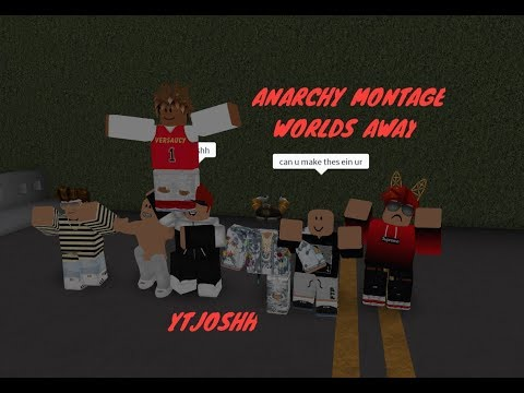 Anarchy Montage (Worlds Way) -RIP LIL P