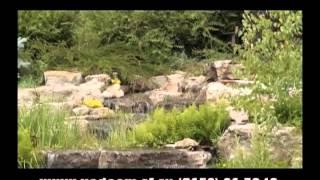Искусственные водоемы, ландшафтный дизайн(, 2012-08-12T12:19:42.000Z)