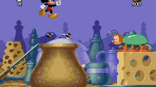 [TAS] SNES Mickey Mania: The Timeless Adventures of Mickey Mouse by EZGames69 & Son[...] in 16:34.28