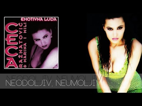 Ceca - Neodoljiv neumoljiv - (Audio 1996) HD
