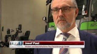 Wirtschaftswoche 2016 Landkreis Passau Nutzfahrzeuge Paul