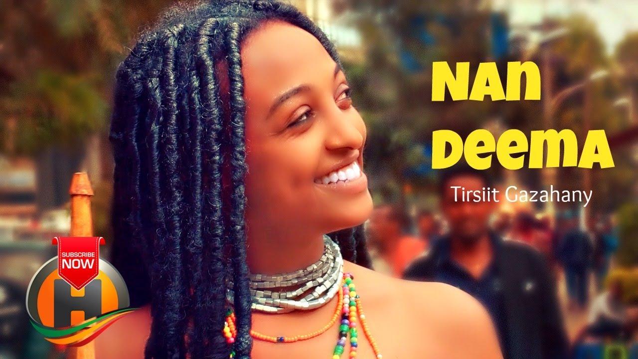 Tirsiit Gazahany - Nan Deema - New Ethiopian Music 2020 (Official Video)